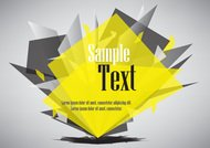 Abstract Modern Vector Background (Free)