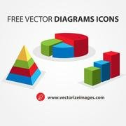 DIAGRAMMI colorati VECTOR SET.eps