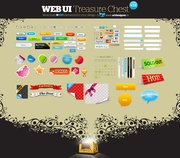 WEB UI Treasure Chest v 1.0
