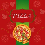 Pizza Illustrator 01