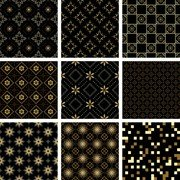 Gold Pattern Background