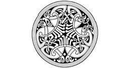 Circle Celtic Ornament Free