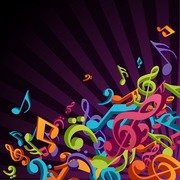 3D Colorful Music