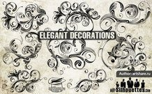 9 elegant decoration