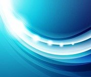 Abstract Blue Smooth Background