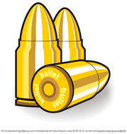 Icon with three bullets