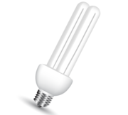 Energy Saving ampoule vecteur libre