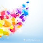 colorful abstract elements 01