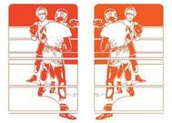 Boxing Match Designs
