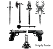 Free Weapon Elements