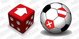 3D vector bosons and football material
