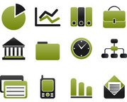 Stock Vector - Website and internet Icons