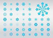 Snowflake Illustrations