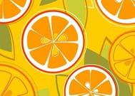 Graphique orange