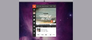 Sound Cloud Music Player App