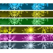 CHRISTMAS BANNER BACKGROUNDS.ai