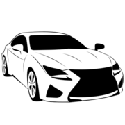 Lexus RC F Luxury Toyota Car