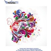 ABSTRACT BUTTERFLY VECTOR IMAGE.eps
