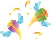 Gift and Present Vector 45