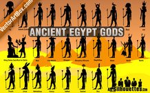 27 Ancient Egypt Gods