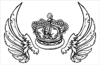 Fashion Crown and Wings