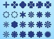 Flower Blossom Icons