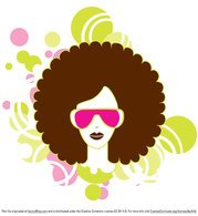 Afro Woman