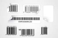 Barcode Vector Sticker Clip Art (Free)