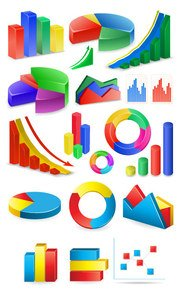 Practical statistics class icon, Vector File - Clipart.me