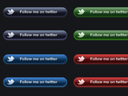 Follow me on twitter buttons