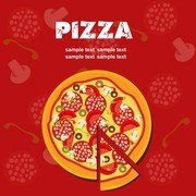 Pizza Illustrator 05