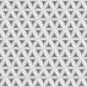 Abstract Light Grey Geometric Pattern