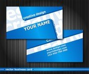 Special Business Card Template