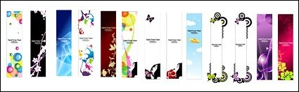 Mode patroon BANNER Base kaart-11
