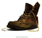 Army Boot by Irmi Arieli