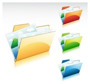 gorgeous folder icon
