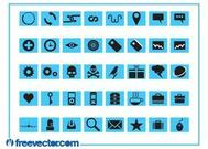 Icons Set Graphics