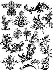 Variety of practical pattern