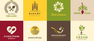 16 High quality eco-friendly logos