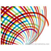 FLOWING STRIPES STOCK GRAPHICS.ai