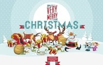 Funny Christmas Art & Character Pack