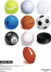 A Variety Of Ball Games