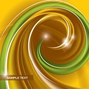 dynamic abstract spiral pattern 03