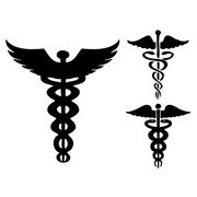 free caduceus clipart and vector graphics clipart me rh clipart me Medical Caduceus Clip Art Free Caduceus Clip Art Free