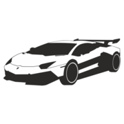 Luxury Racing Car Lamborghini