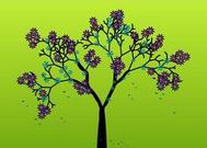 Spring Tree Graphics