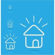 HOME ICONS VECTOR SET.ai