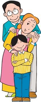 Famille vector 3