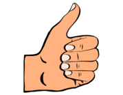 Thumbs Up Vector Art Free