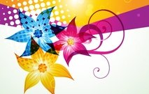 Fashion Color Background Vector Art Background Clip-art
